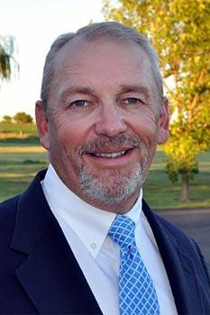 Board Member - Mr. Doug Knust