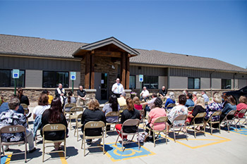 Sacred Heart Chacon Family Safe Shelter Dedicated