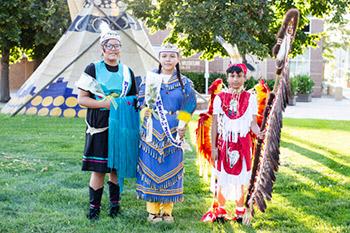 St. Joseph's Indian School Announces Powwow Royalty