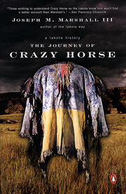 Native American books - The Journey of Crazy Horse: A Lakota History, by Joseph M. Marshall