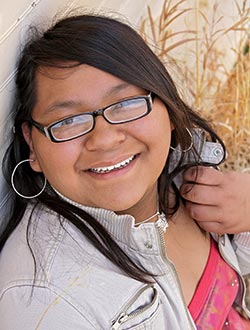 Meet Our 8th Graders - Reyna.