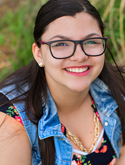 Meet Our 2016 8th Grader - Alyssa.