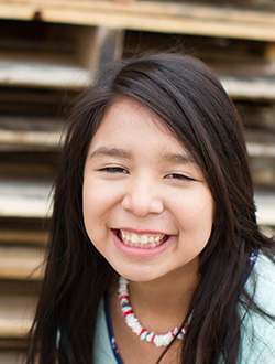 Meet Our 2016 8th Grader - Haille.