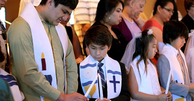 Catholic Education for Native American Students